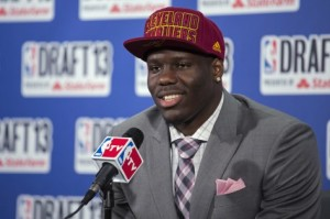 Anthony Bennett (CLE) - (THE ASSOCIATED PRESS/Craig Ruttle)